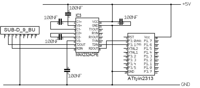 MH Microcontroller